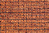 Red Brick Wall Pattern Texture Backdrop