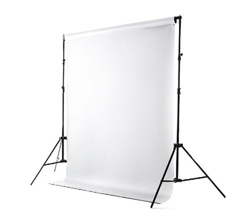 Fotolux White Vinyl Photographic Background