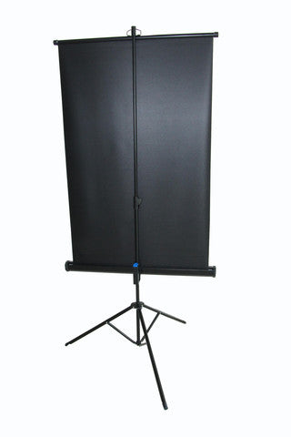 Photography Passport Grey Backdrop With Stand ( Retractable )