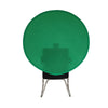 Portable Chair Collaspible Green Screen for Webcam Video Streaming Gaming (Size - 130cm)