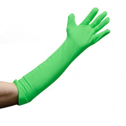 Chroma Key Green Screen Gloves One Pair