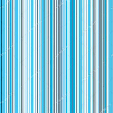 Verticle Blue Pattern Stripe Print Photography Backdrop