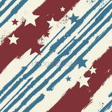 Stars and Stripe Seamless Pattern Print Photography Backdrop
