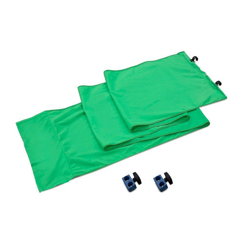 Lastolite Panoramic Background Connection Kit 2.3m Chroma Key Green