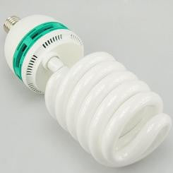 Pair Of 125W Fluorescent Light Bulb Accessory