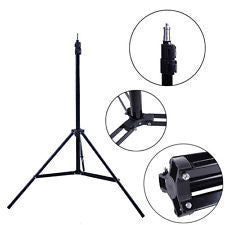 Studio Photography Light Stand (2.7m High)