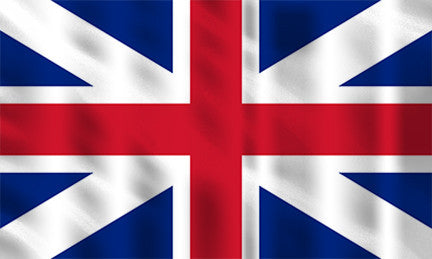 UK Union Jack Flag in TrueKolor Wrinkle Free Fabric