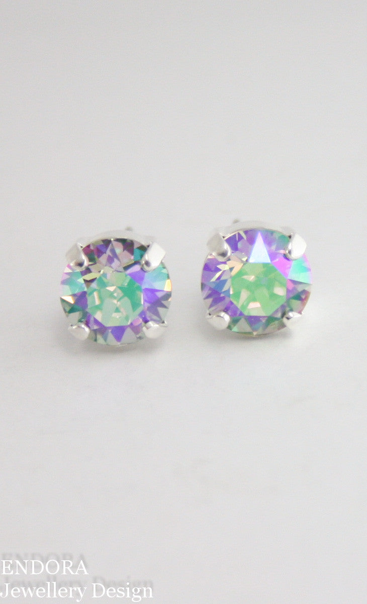 Swarovski paradise shine earrings