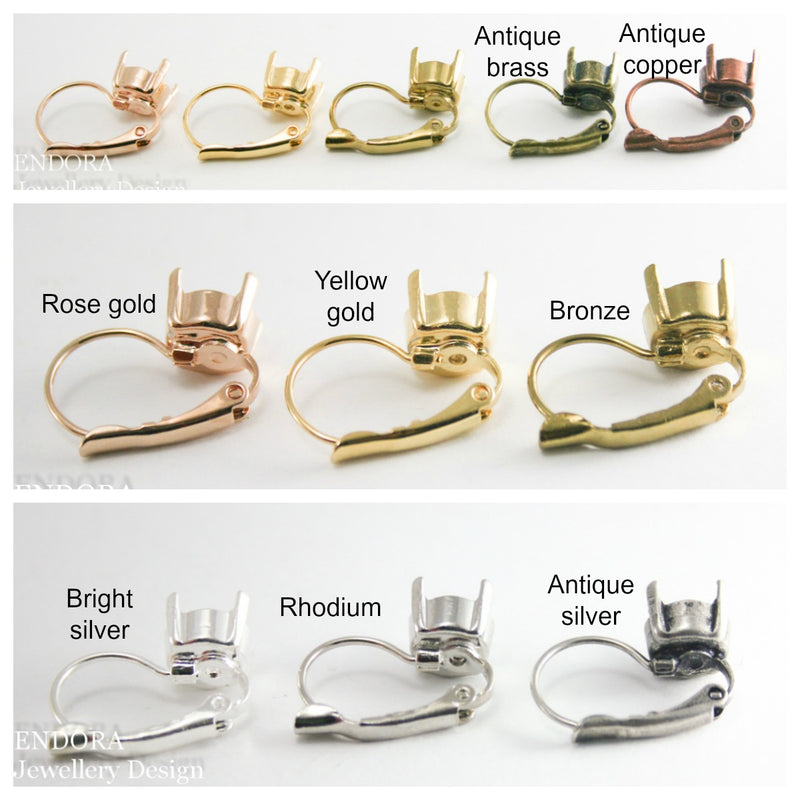 Metal plating options