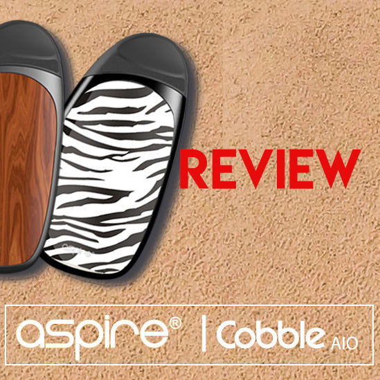 Aspire Cobble Review, A Cool New Pod Device