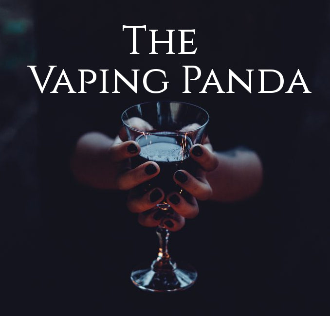 Costume Contest: Vaping Panda!
