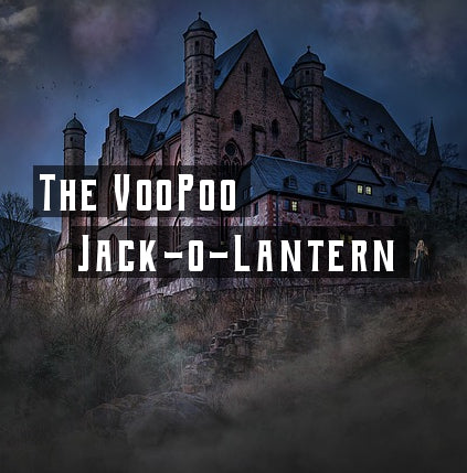 Pumpkin Carving: The VooPoo Jack-o-Lantern