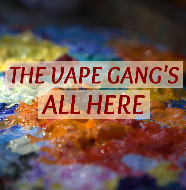 A Snapshot Of The Vape Gang