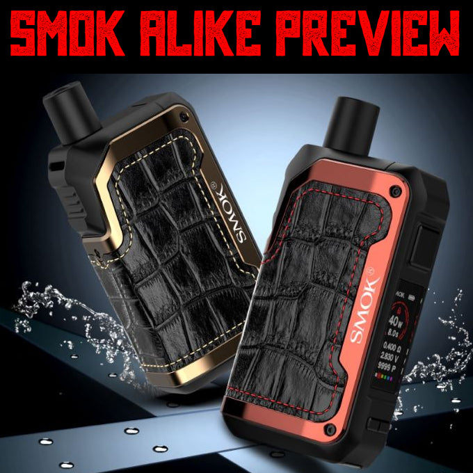 SMOK Alike Kit Preview