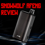 SnowWolf AFeng Review, Removable Battery in a Pod?