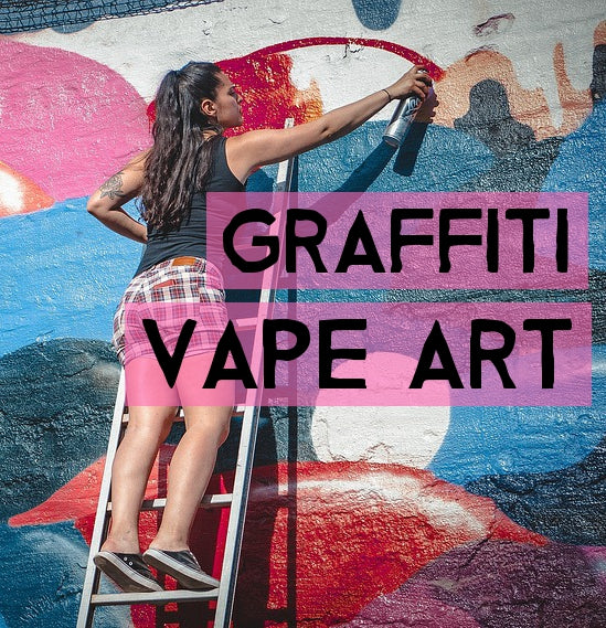 Graffiti Vape Art