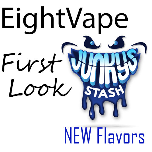 FIRST LOOK: Junky's Stash New Flavors