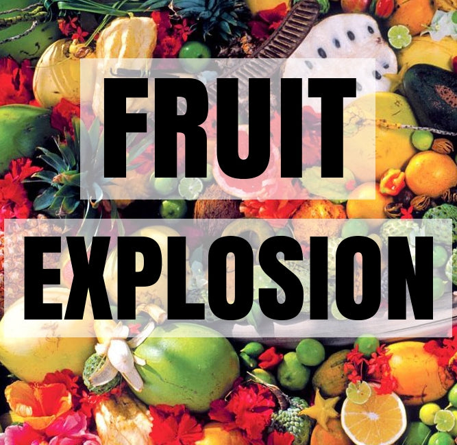 Fruity Explosions in Your Vape Juice