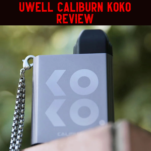 Uwell Caliburn KOKO Review