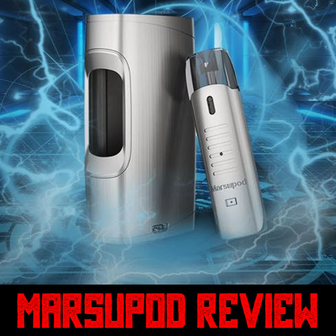 Uwell Marsupod Video Review