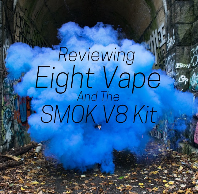 I'm An Eight Vape Customer For Life