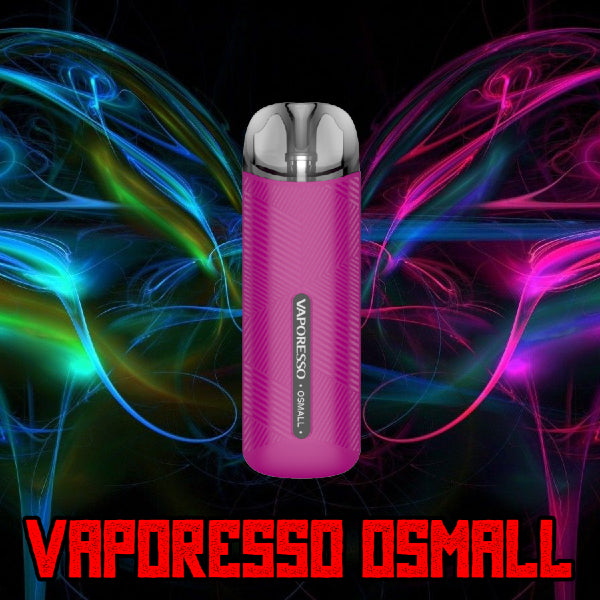 Vaporesso Osmall Pod Kit Preview