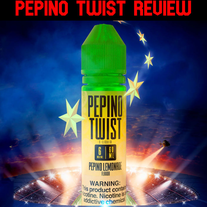 Twist E-Liquids Pepino Twist Review