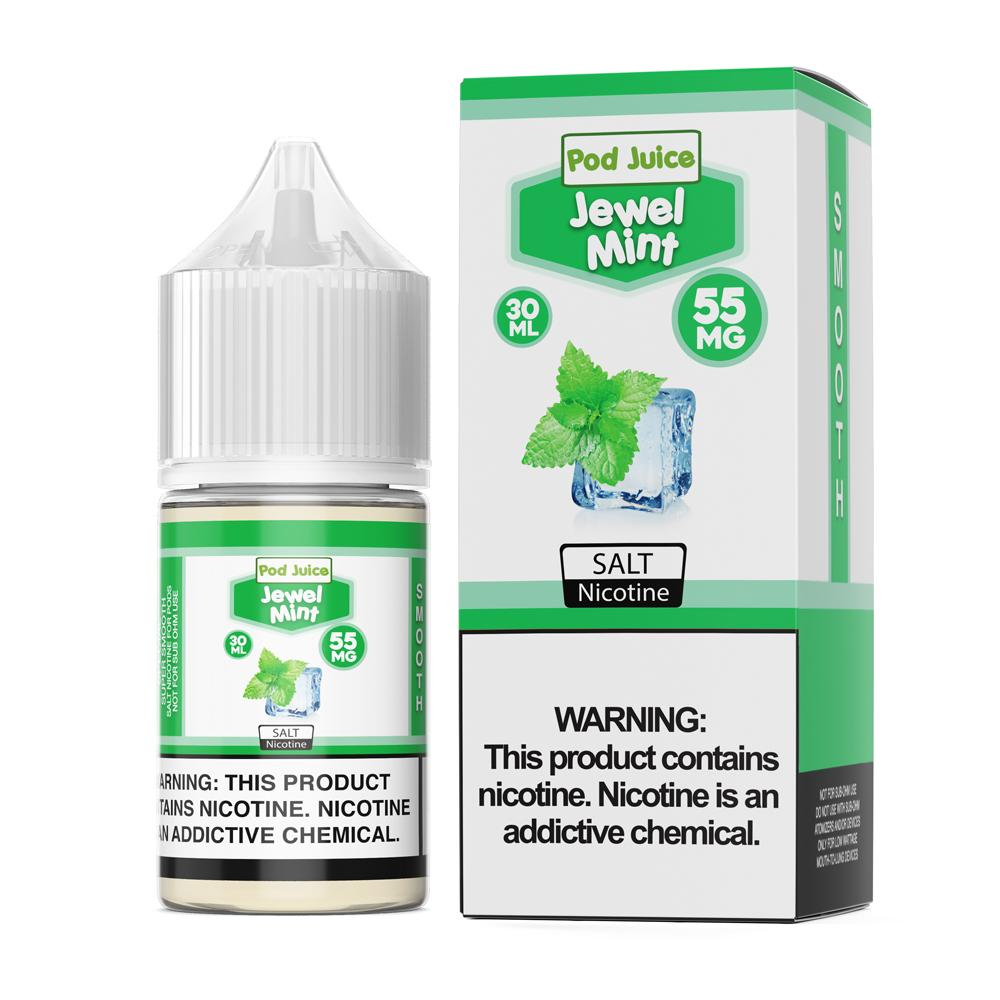 Create Your Own Vape Flavor! with Pod Juice E-Liquids