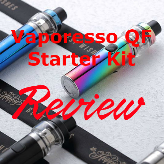 Vaporesso Sky Solo Starter Kit, An EightVape Review