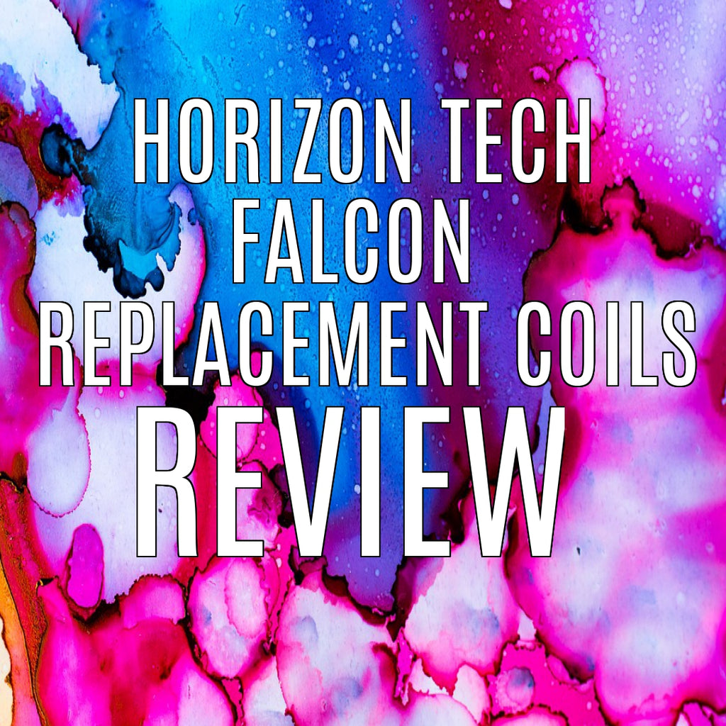HorizonTech Falcon Replacement Coils Review