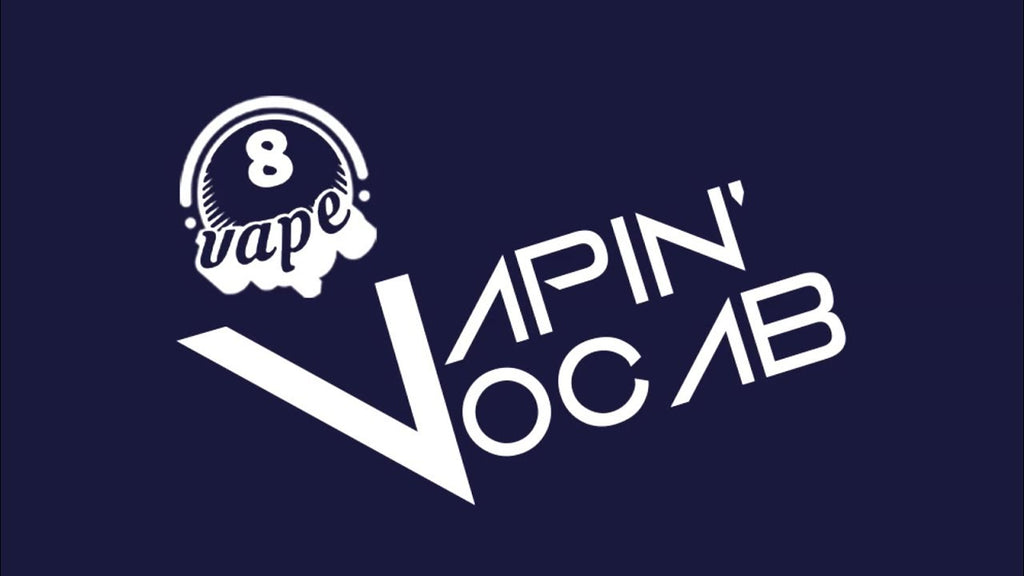Vapin' Vocab - Priming