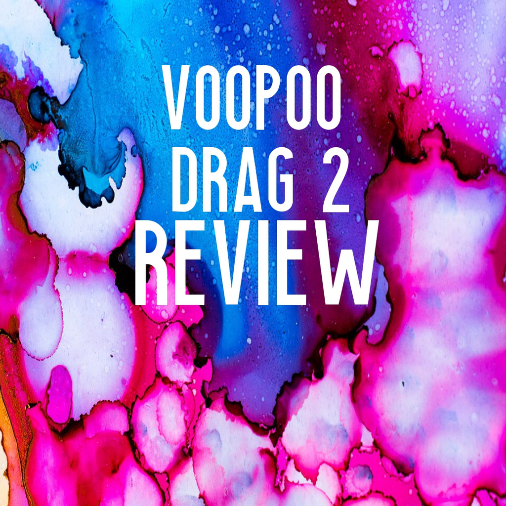 The VooPoo Drag2: An In Depth Review – EightVape