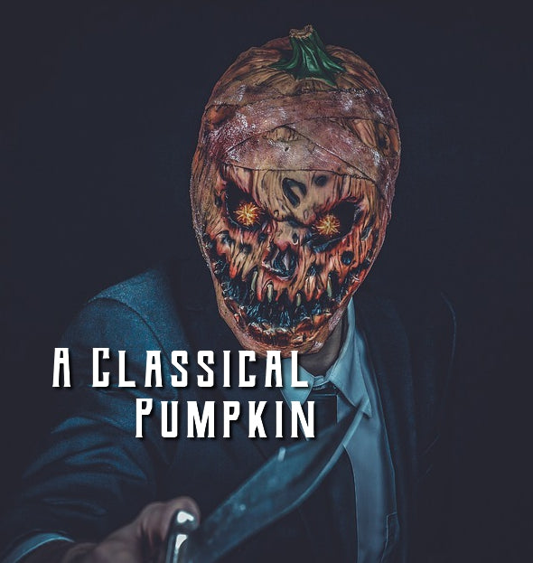 Pumpkin Carving: A Musical Jack-o-Lantern