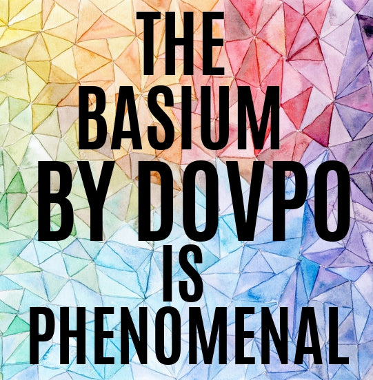 The Basium by Dovpo Is Phenomenal