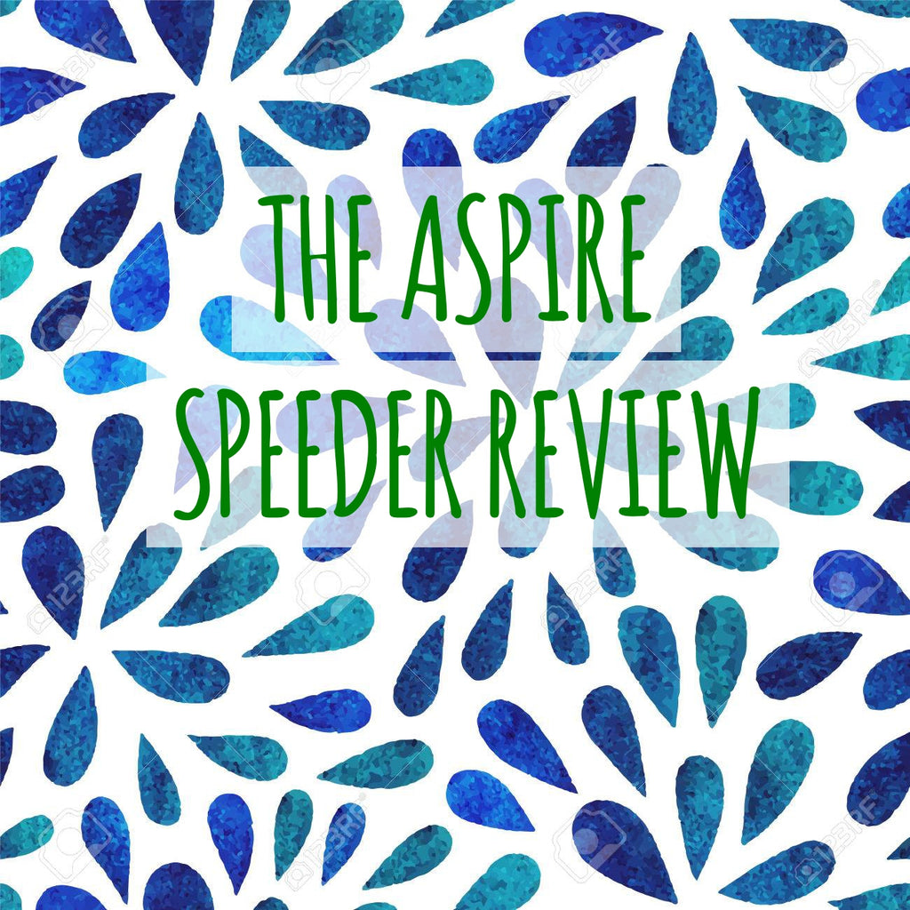 The Aspire Speeder: Video Review