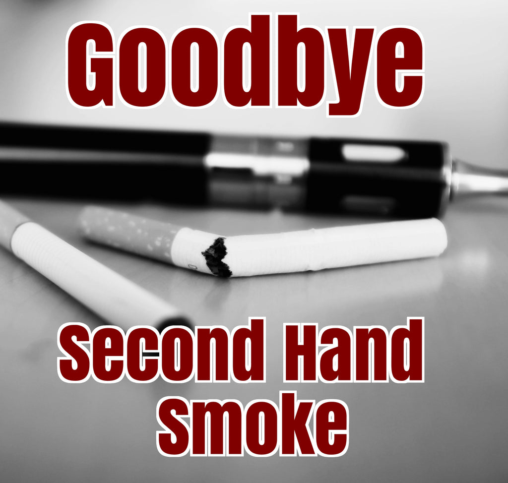 My Kids Are No Longer Exposed to Second Hand Smoke
