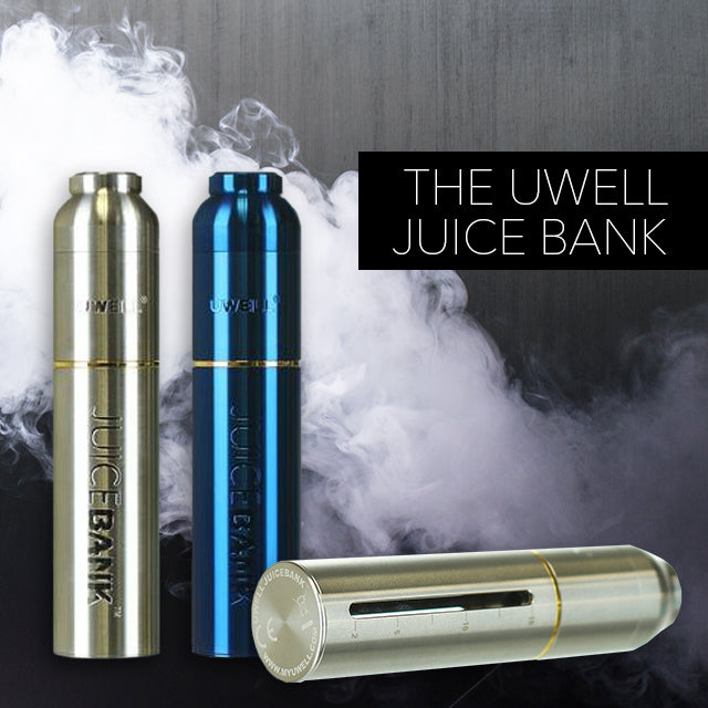 EightVape Feature: The Uwell Juice Bank