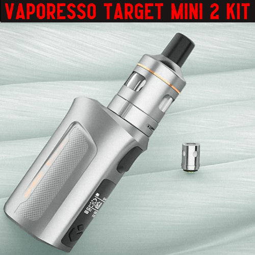 Vaporesso Target Mini 2 50W Kit Review