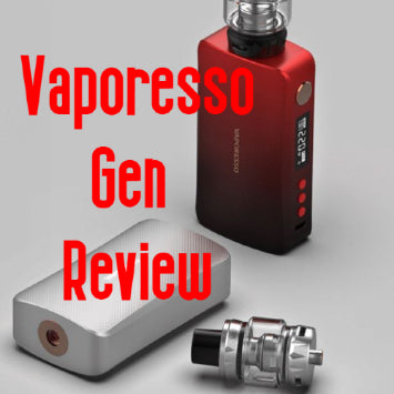 Vaporesso Gen Review, World's First Hands on Review