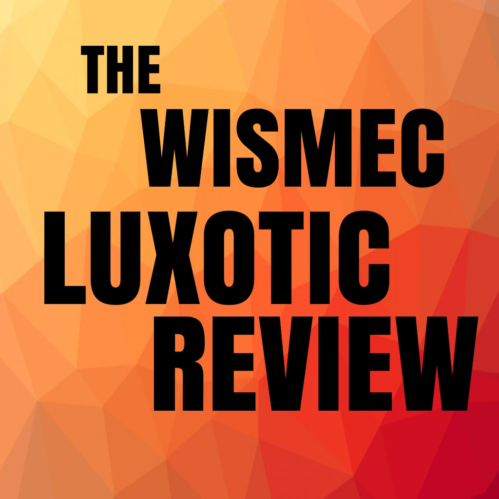 Wismec Luxotic BF Mod Review