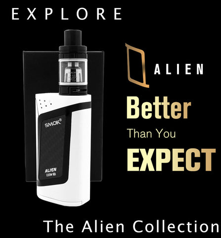 The Alien Collection by Smok®