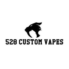 528 Custom Vapes Logo for Collection at Eightvape.com