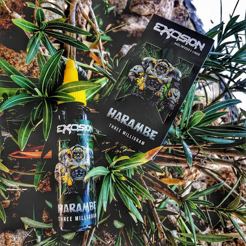 Harambe by Excision Eliquids in 60ml at Eightvape