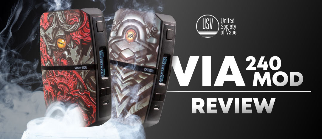 USV VIA240 Mod Review