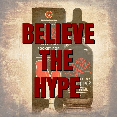 The Hype America 60ml Vape Juice – EightVape