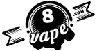 eight vape logo