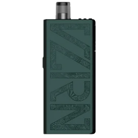 A UWELL Valyrian pod device, rectangular and green.