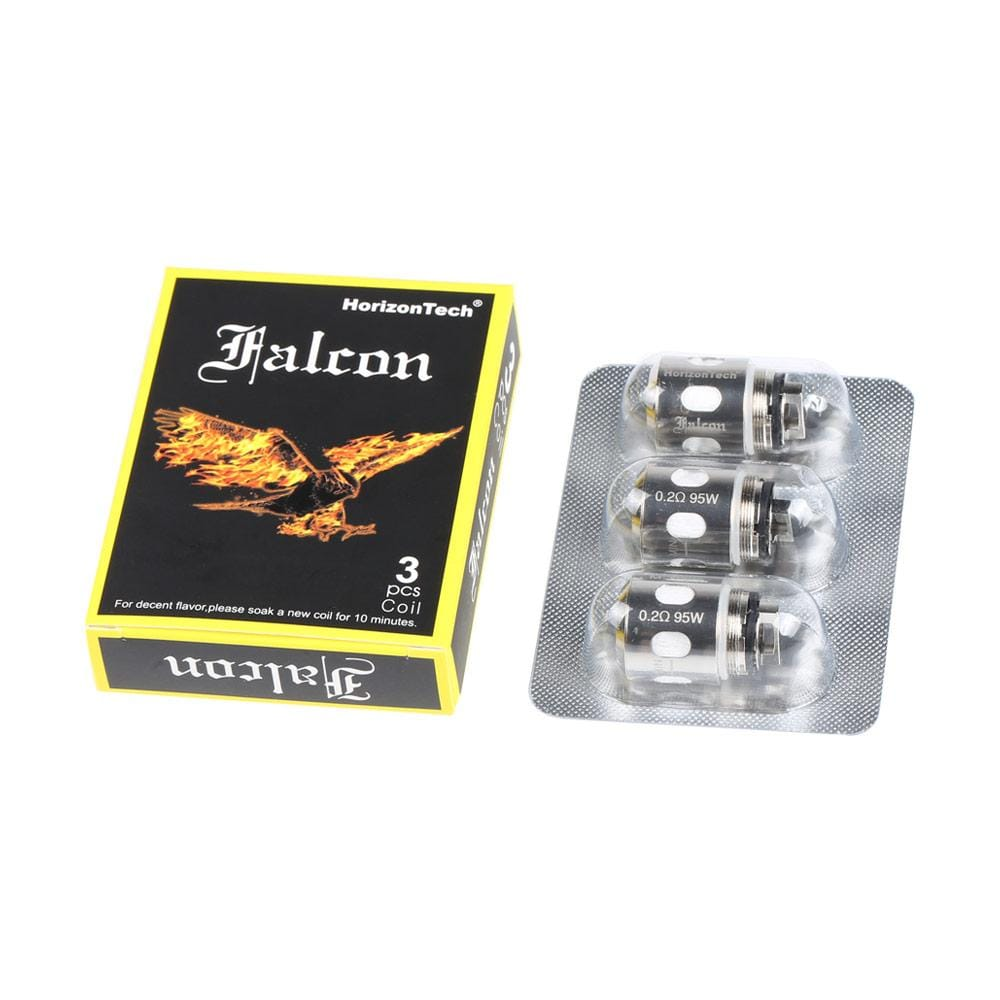 HorizonTech Falcon Replacement Coils (Pack of 3)