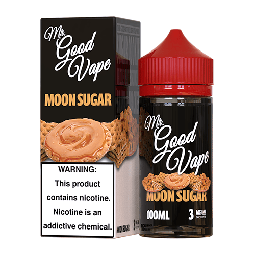Mr. Good Vape Moon Sugar 100ml Vape Juice