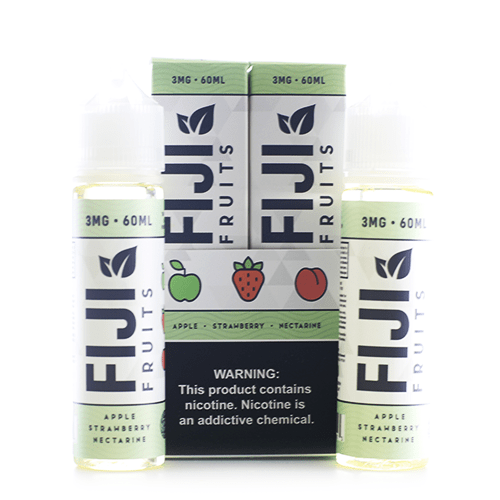 Fiji Fruits Apple Strawberry Nectarine 2x60ml Vape Juice